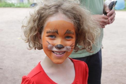 Kitty cat Molly